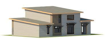 Slope House House Design Ekobuilt