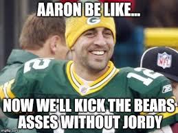 Bears Packers Meme - packers imgflip