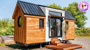 ostara tiny house by baluchon tiny house listing youtube