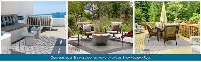 Cheap Patio Rugs Amazon Com Brown Jordan Platinum Label Outdoor Furniture Rug 8x10