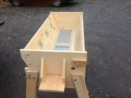 How To Make A Top Bar Beehive Top Bar And Observation Hives Tate U0027s Honey Farm