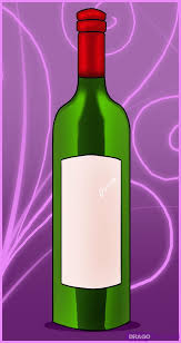 how to draw a wine bottle step by step stuff pop culture free