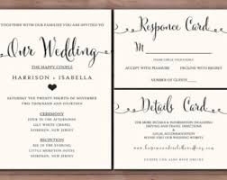 wedding invitations details card wedding invitation card details beautiful wedding invitation card