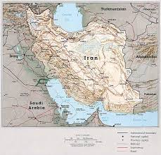 Map Of Persian Gulf Maps U0026 Geography Ancient Persia Resources For Ancient Biblical