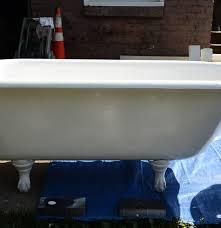 Claw Feet For Tub Cast Iron Claw Foot Tub 5 Foot Ebth