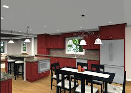 Kitchen L Shaped Island by Different Island Shapes For Kitchen Designs And Remodeling