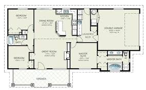 ranch style home plans floor plans for a ranch style home creative ideas ranch style