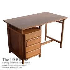 bureau retro jegoods woodworking studio furniture retro scandinavia vintage jepara