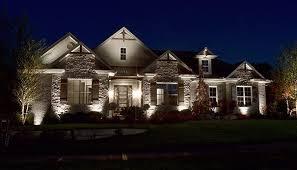 Landscape Lighting Atlanta - wonderful outdoor house lights landscape lighting ideas hgtv
