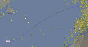 Qantas Route Map by Flat Earth Theory Debunked By Short Flights Qf27 U0026 Qf28 From