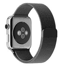 stainless steel bracelet strap images Apple watch band jetech 42mm milanese loop stainless steel jpg