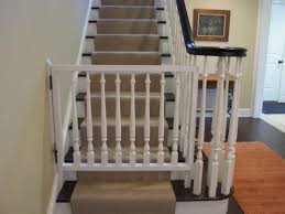 Baby Gate For Banister Stairs Best 25 Safety Gates For Babies Ideas On Pinterest Diy Safety