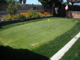 building a golf course in my backyard outdoors pics on appealing