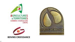 chambre d agriculture cantal challenge sabots de bronze