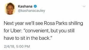 Rosa Parks Meme - dopl3r com memes kashana kashanacauley next year well see