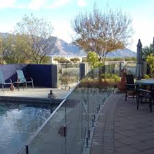 arizona pool fence company u2013 high end invisible glass solutions