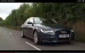 audi a6 review audi a6 review fifth gear web tv