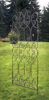 33 best trellis images on garden trellis wrought iron
