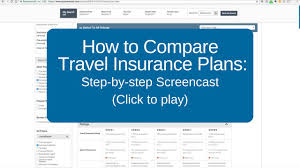 compare travel insurance images Compare travel insurance a complete step by step guide jpg