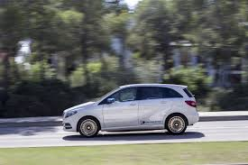 mercedes b class electric uk mercedes b class electric drive details and pictures evo