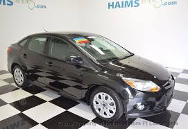 used ford focus 2012 2012 used ford focus 4dr sedan se at haims motors serving fort