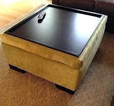 Ottoman With Flip Top Tray Flip Top Ottoman Flip Top Ottoman Coffee Table Coffee Table