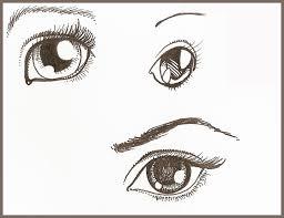eye pen sketches by billified on deviantart