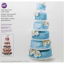 cake tier stand towering tiers cake stand wilton