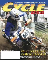 ama motocross membership cycle usa july 2009 by cycle usa issuu