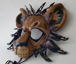 lion mask fearsome lion mask leather lion mask lion mask lion