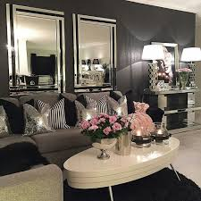 Black Sofa Interior Design by Best 25 Silver Living Room Ideas On Pinterest Entrance Table