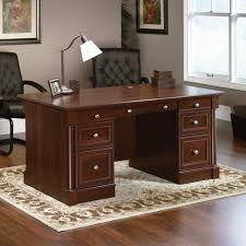 Sauder Office Desks Palladia Executive Desk 412902 Sauder
