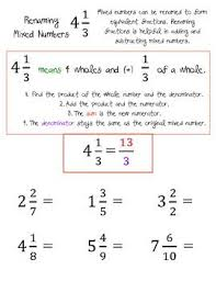 mixed number worksheet free worksheets library download and