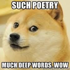 Poetry Meme - image result for poetry memes smiles pinterest memes