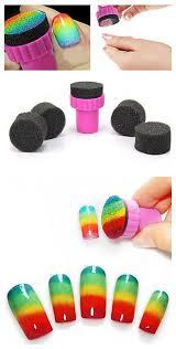 the 25 best sponge nail design ideas on pinterest sponge nail