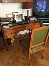 bureau merisier achetez bureau merisier occasion annonce vente à 75 wb157176783