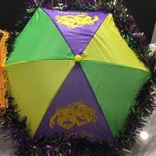 mardi gras umbrella 60 accessories 2 second line mardi gras umbrellas from