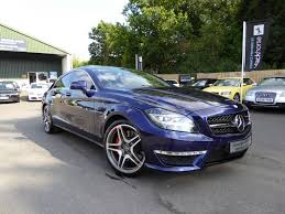 mercedes factory used 2011 mercedes benz cls class cls63 amg mct 22k factory