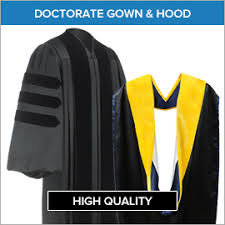 phd regalia academic regalia doctoral tam masters hoods gradshop