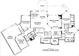 level house plans nantucket 9668 5 bedrooms and 4 baths the house designers
