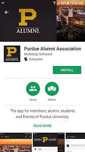 purdue alumni search purdue alumni association mobile app faq
