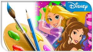 disney princesses room painting free online disney games youtube