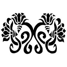 floral ornament vector image at vectorportal