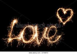 heart sparklers heart fireworks stock photos heart fireworks stock images alamy