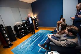 Home Theater Design Nyc Harman Audio Experience By Design Nyc Event Chow Down Usa
