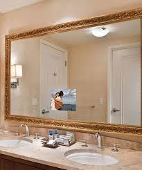 framed bathroom mirrorslarge mirrorswhite pertaining to popular
