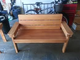 do it yourself builds how to build a simple 2x4 1x6 benches table