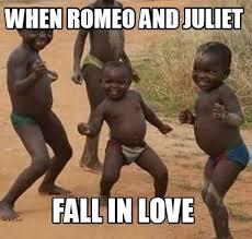 Advice Mallard Meme Generator - meme maker when romeo and juliet fall in love