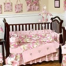 Pink Camo Crib Bedding Sets Camouflage Nursery Sets Thenurseries