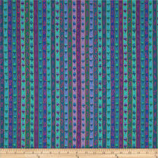 Red Black And Green Flag With Moon And Star Striped Quilting Fabric Discount Designer Fabric Fabric Com